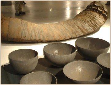 Bowls by Akiyama Yo