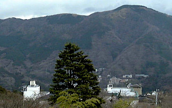 Outside the Window, 2nd Floor, Hakone Museum