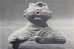 Clay Figurine from Jomon Period