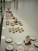Plates at Exhibit
