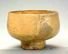Hagi Ware, Early Edo Period