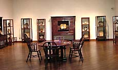 Mingeikan is showcasing English slipware, 2004