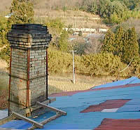 Nakatsuka Takaya Kiln Chimney