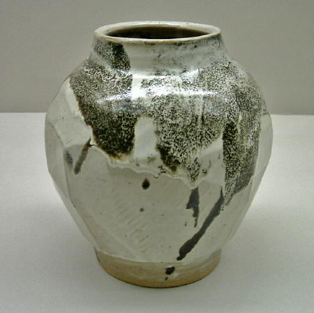 Faceted Jar 1970s